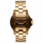 Quality High End Minimalist Dress Watch , Minimalist Wrist Watch Mineral Crystal for sale