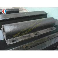 Quality Injected Super D Shaped Rubber Bumper Double Bolts For Steamship for sale