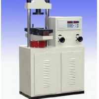 China electronic power concrete compression testing machine YES-300 300KN on sale