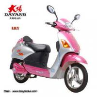 Quality Lily:Lovely Electric Scooter;350w Motor;48v 20ah Battery for sale
