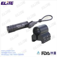 Quality FDA Certified RS-0400 4mw 635nm Non-waterproof Red Laser Sight with Rail Mount for Rifles & Pistols for sale