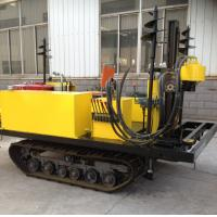 China Static cone penetration test machine, cone penetration test crawler-truck on sale