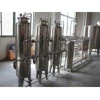 China Reverse Osmosis Drinking Water System Stainless Steel New Condition on sale
