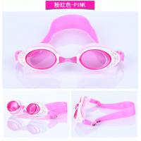 China High View PC Lens Anti fog Children Swimming Goggles for Boys and Girls on sale