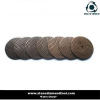 Quality RCB resin copper bond polishing pads for sale