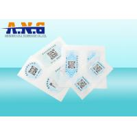 Quality Waterproof Printable HF Rfid Tags For Mobile Payment , 1~5cm Reading Range for sale
