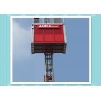 Man Material Construction Hoist Elevator With 2000kg Load Capacity