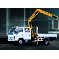 Quality 3200kg   knuckle boom crane Truck Mounted 6.72 T.M Lifting commercial for sale