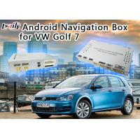 China 2014-2017 VW Golf 7 (MIB) Car GPS Navigation System with Mirrorlink, Android 6.0 Video Interface on sale