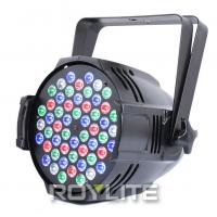 Quality LED Color Wash Stage Theatre illumination RGBW Color Mixing Fan Cooling for sale