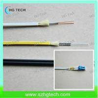 Quality Duplex LC/LC Armoured Fiber Optic Patch Cord for sale
