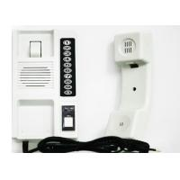 Quality Full-duplex Handheld Wireless Audio Intercom AFH Waterproof For Hotel for sale