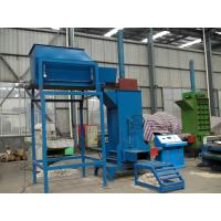 Quality Automatic working wood shaving press machine ,give you a block with 20kg/ bag for sale