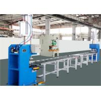 Quality Gas Hydraulic Booster Press Busbar Bending Machine Double Column Shearing Structure for sale