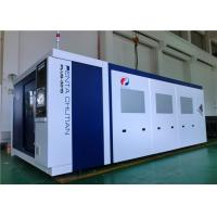 Quality High Efficiency Stable Metal Laser Cutting Machine 12000W For Mild Steel for sale