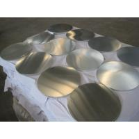Quality AA1050 1060 3003 Thickness form 0.3mm to 2.0mm Aluminum Disc DC Anodized Metal Disc Mill Finished for Pots for sale