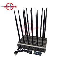 Buy cheap High Efficiency Cell Phone Blocking Device With 70M Radius Jamming Range from wholesalers