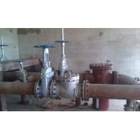 """Quality 1/4"""" ~2"""" Cast Steel Gate Valve With Two Piece Self Aligning Packing Gland for sale"""