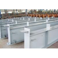 Quality Pre-fabricated, Anti - Seismic Metal / Steel Building Structures for Railway Stations for sale
