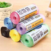 China Eco Friendly  Plastic Bin Liners Gravure Printing For Restaurant  / Household on sale