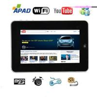 Buy cheap APAD Tablet PC (Google Android + WIFI) Attractive 7 Inch Touch Screen from wholesalers