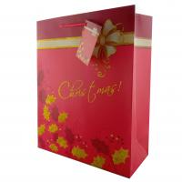 Paper bags christmas gift luxury for
