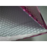 Quality Waterproof Pink Poly Bubble Mailers For Online Shopping Store 165x255 #B6 for sale