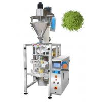 China Green Tea Powder Packaging Machine 220V Input Voltage Anti Corrosion Surface on sale