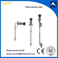 Buy cheap On-line Measurement of Specific Gravity from wholesalers