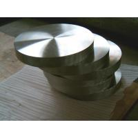 China Corrosion Resistant Inconel 600 / UNS N06600 / 2.4816 Nickel Alloy Forged Disc ASTM B564 on sale