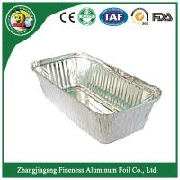 Quality Top grade best sell aluminum foil cooking containers litchen use for sale