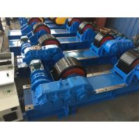 Quality Pipe / Tank / Vessel Turning Rolls for Automatic Welding / Blasting / Painting for sale
