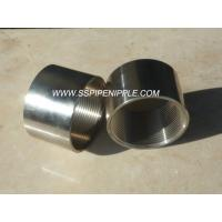 Quality Seamless Merchant Steel Couplings Corrosion Resistant Long Working Life for sale