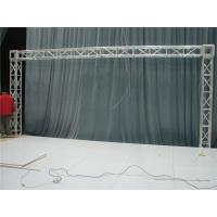 China 7M Aluminum Goal Posts Stage Lighting Truss Systems Outdoor DJ Trussing Lighting System on sale
