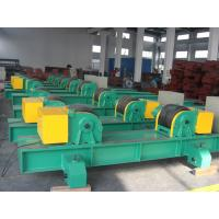 Quality 20T Pipe Welding Rotator / Tank Turning Roll For Tank Pipe Boiler for sale