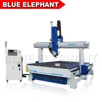 Quality 1836 Combined Machine Woodworking 4 Axis Wood Router Price for sale