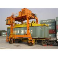 China Double Girder Container Handling Gantry Crane For Ship Yard And Port on sale