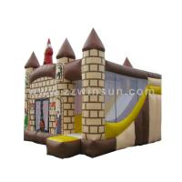 Quality Hot sale CE kids inflatable cheap bounce house for sale