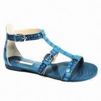 Quality Ballets flat shoes with leather upper, fashionable design, slip-on style for sale