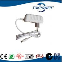 Quality CE Medical White Power Adapter Wall 12W Power Supply for Water purifier / LED for sale