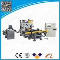 Quality CNC Steel Plate Punching Marking Machine CPP123(120ton) for sale