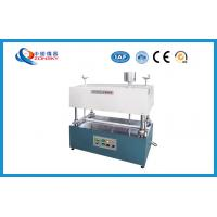 Buy Insulation Rubber Abrasion Testing Equipment , Abrasion Testing Machine at wholesale prices