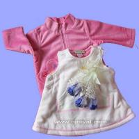 China Infant Apparel-T-Shirt/Dress on sale