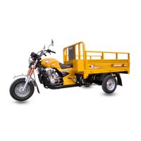 China Gas Or Petrol Fuel Chinese 3 Wheel Motorcycle 150cc Heavy Load Power on sale