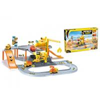 Construction Play Toys : Construction play set diy toys with pull back car