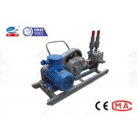 Quality Small Cement Pressure Grouting Pump Underground Borehole Filling Use for sale