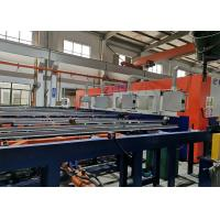 Quality Semi Automatic Auto Metal Production Line For Cold Drawn Elevator Guide Rail for sale