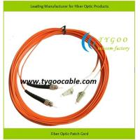Buy cheap LC-LC-MM-DX Fiber optic patch cord from wholesalers