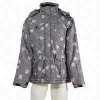 Quality Men's ski jacket, waterproof, breathable, fully seams taped, standard fit for sale