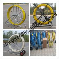 Quality Price Duct snake,manufacture frp duct rod, Fiberglass rod,new type Duct rodding for sale